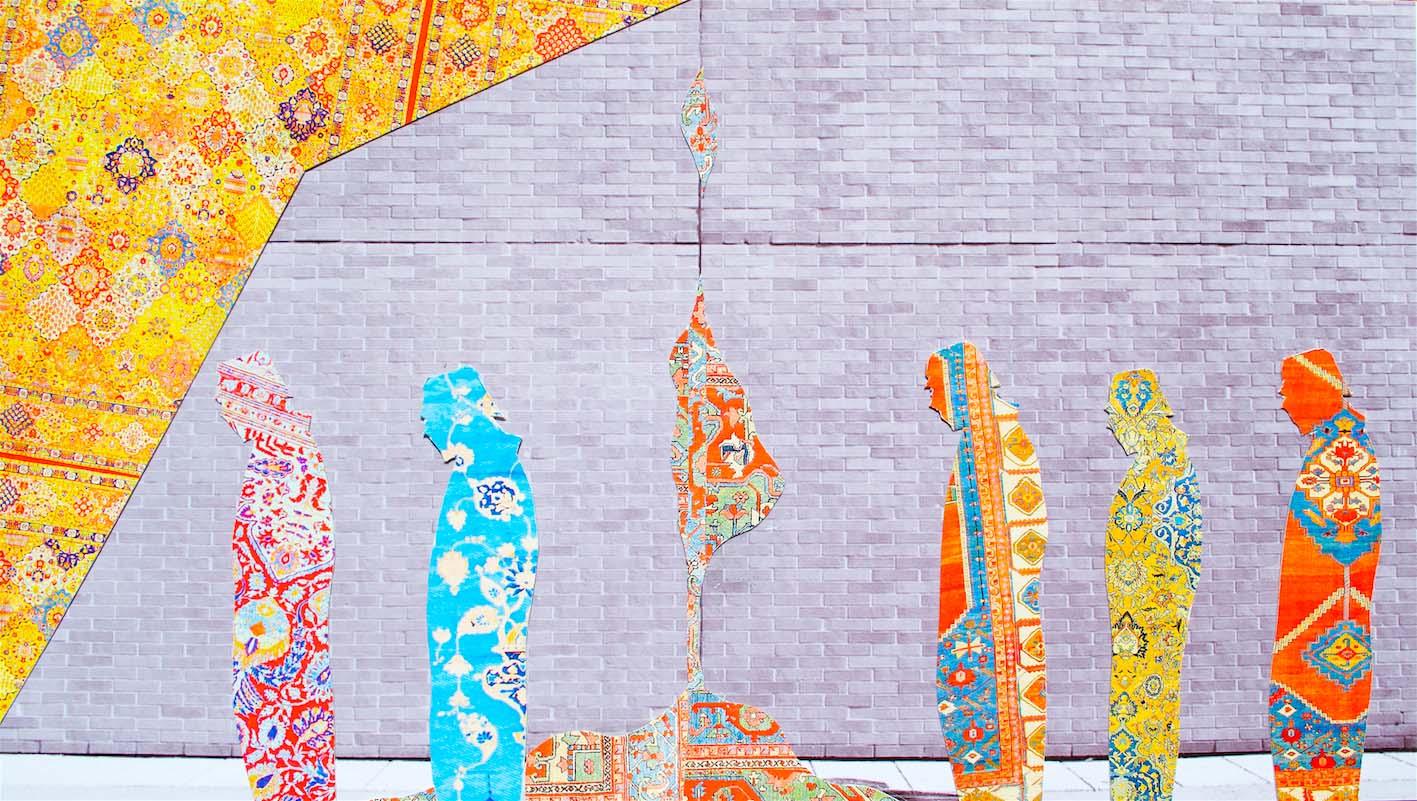 Blank Walls 4